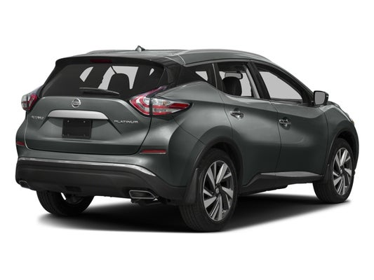 2017 Nissan Murano Sl In St Augustine Fl Of