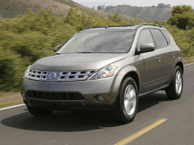 Used 2005 Nissan Murano For Sale In St Augustine Near Jacksonville