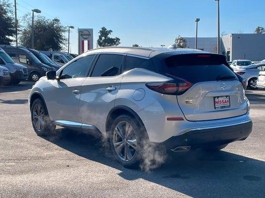 Nissan St Augustine >> 2019 Nissan Murano Platinum