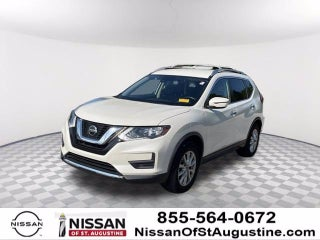 Nissan St Augustine >> New Nissan Rogue Near Jacksonville Palm Coast Nissan Of St Augustine