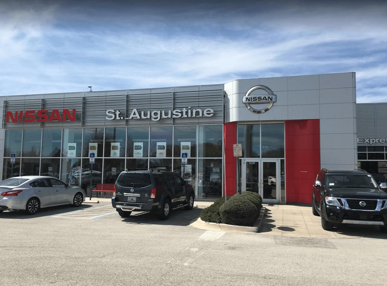 Nissan St Augustine >> 2019 Nissan Rogue Sv