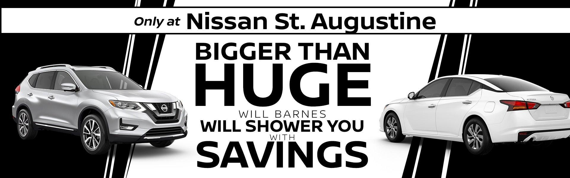 Used Trucks Jacksonville Fl >> Nissan of St Augustine | New & Used Car Dealership | Near ...